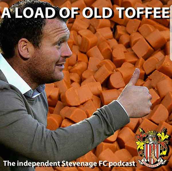 A Load Of Old Toffee first went live back in 2012 as the independent podcast for Stevenage Football Club