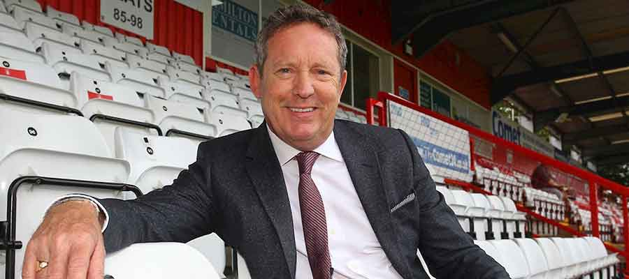 Phil Wallace has supplied the business acumen, financial backing and determined support anyone could wish for in a chairman