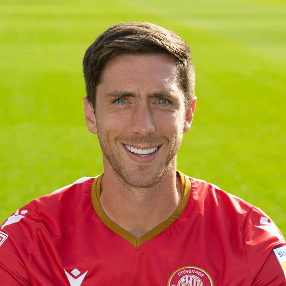 Stevenage Player: Luke Prosser (Defence)