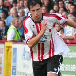 The 2005-6 season saw George Boyd go from a promising youngster on the first team fringes to one of the hottest talents in non-league football