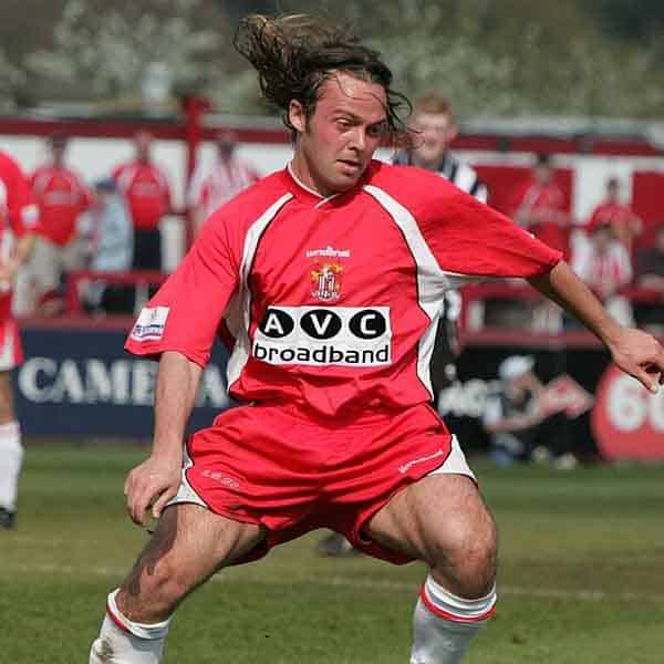 Graham Westley knew exactly what he was getting when he secured the signature of talented winger Richard Hodgson on deadline day in 2004