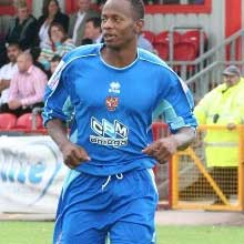 Jon Nurse arrived at Broadhall Way in summer 2004 with Craig McAllister; the pair racking up nearly 60 goals between them during the 2003-4 Ryman Premier League season