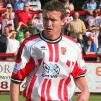 Despite the 2006 transfer window being closed, Boro' secured the services of full back Mark Beard due to the player being unattached at the time