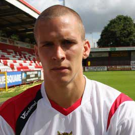 Steve Morison joined Stevenage Borough on the verge of his 23rd birthday from Bishop's Stortford, where he'd proved excellent at finding the net