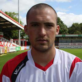 A highly-rated winger who joined in January 2007 from Southend United, Mitchell Cole previously played for boss Mark Stimson at Grays Athletic
