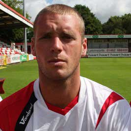 Andy Drury was the sixth capture made by Graham Westley in the 2008 close season, with the aim of building a squad for a strong promotion push