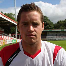 Gary Mills signed on as a member of Stevenage Borough's midfield department in May 2008; one of Graham Westley's first signings after returning as boss