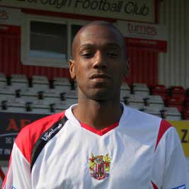 Junior Mendes signed on loan for Stevenage Borough from League Two side Aldershot Town towards the end of the 2008-9 campaign