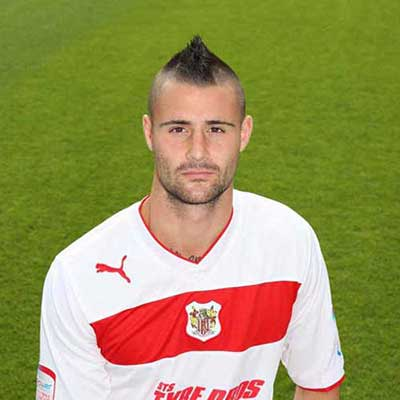 Stevenage went intercontinental in summer 2012 with the signature of Marcus Haber; the Canadian-born striker joining us with experience of playing on the other side of the Pond