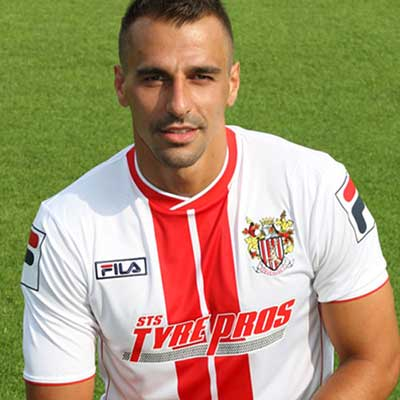 A Portuguese-born winger with no shortage of Iberian flair, Filipe Morais joined Stevenage in summer 2012 after leaving Oldham Athletic