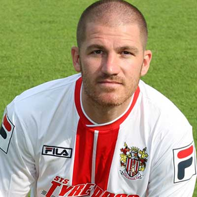 A permanent acquisition during the closing stages of the January 2013 transfer window, Ben Chorley came to us from League One rivals Leyton Orient