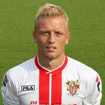 As Graham Westley continued to rebuild after taking control of us for a third time in 2013, one of his first summer signings was Jordan Burrow