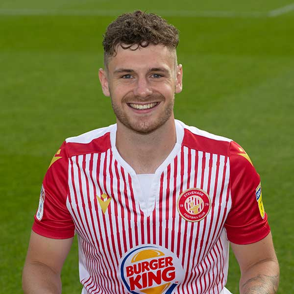 Stevenage Player: Ben Kennedy (Midfield)