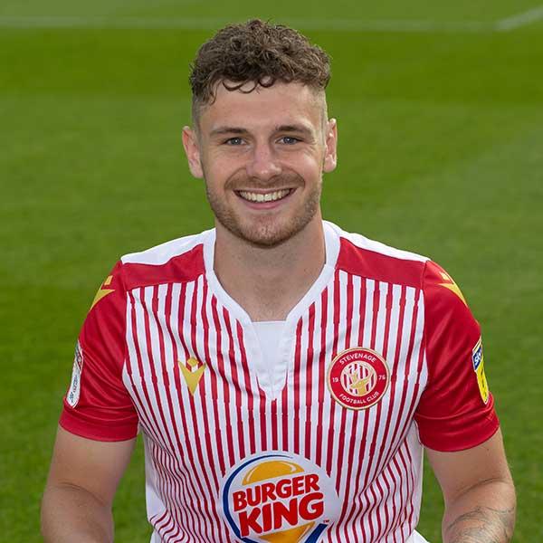 Stevenage Player: Ben Kennedy (Midfield)
