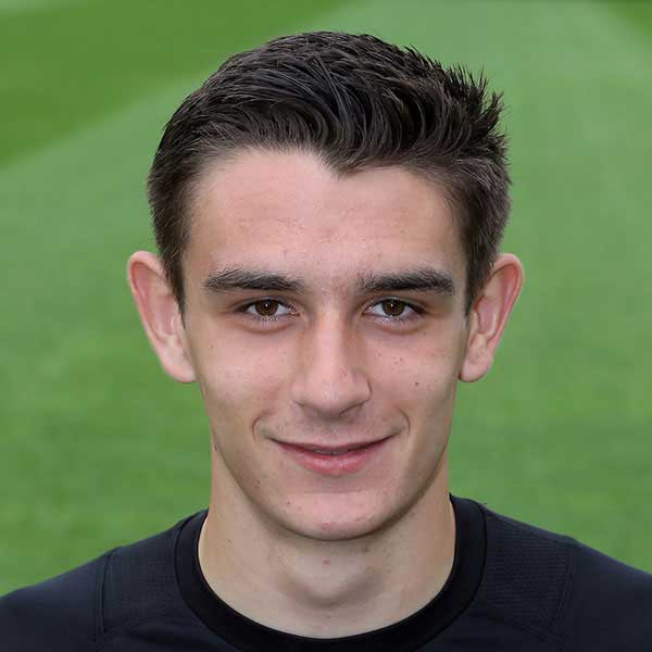 Ryan Schmid is a young goalkeeper; part of a highly-regarded youth contingent at the club