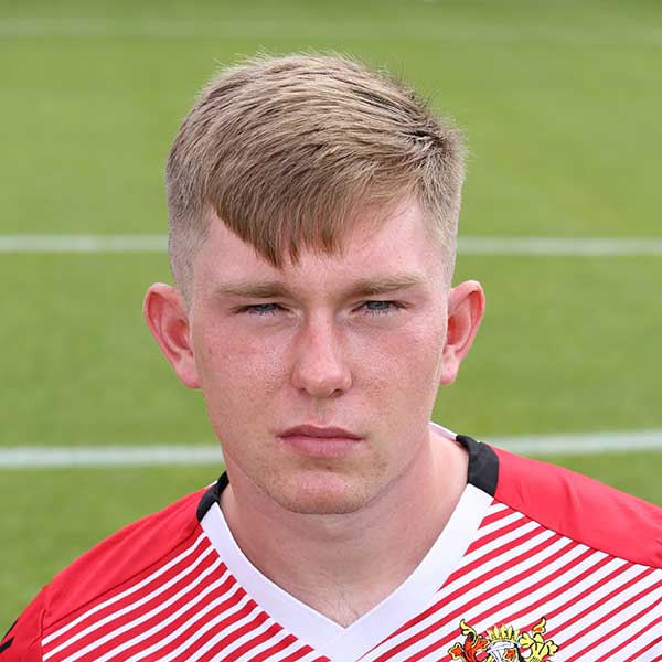 Mark McKee arrived at Stevenage Football Club in summer 2015. The young forward, much like Ben Kennedy and Dale Gorman before him, joined the club from his native Northern Ireland