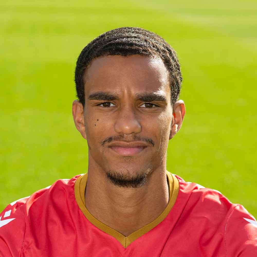 Stevenage Player: Terence Vancooten (Defence)