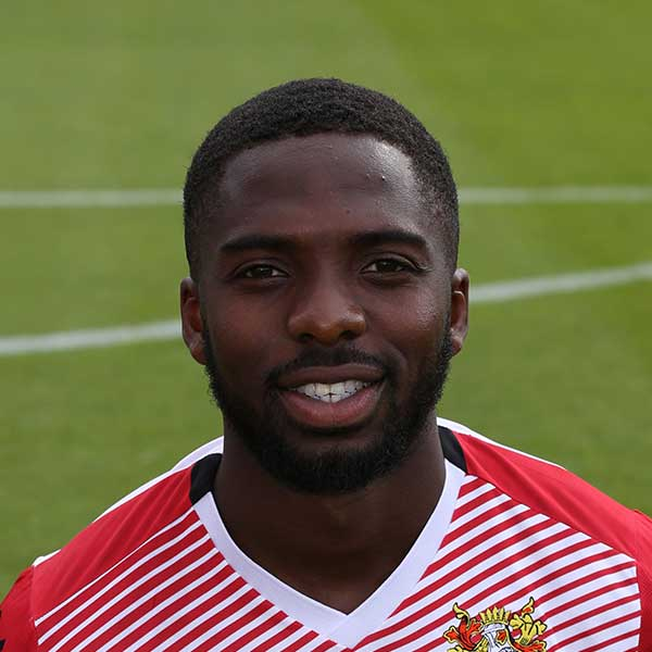 Stevenage Player: Emmanuel Sonupe (Midfield)