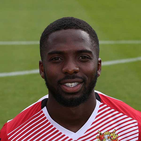Stevenage Player: Emmanuel Sonupe (Midfield)