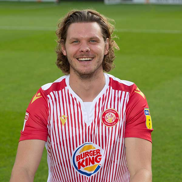 Stevenage Player: Ben Nugent (Defence)