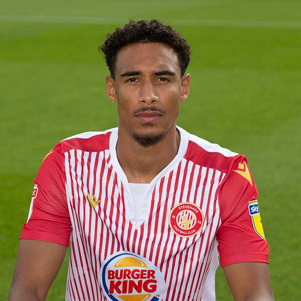 Stevenage Player: Kurtis Guthrie (Forward)