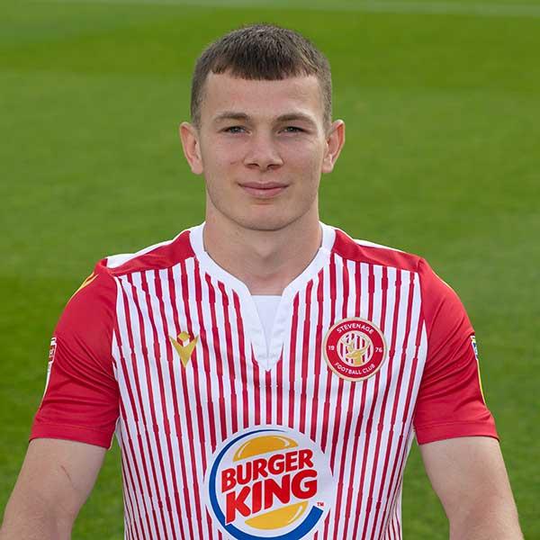 Stevenage Player: Jason Cowley (Forward)