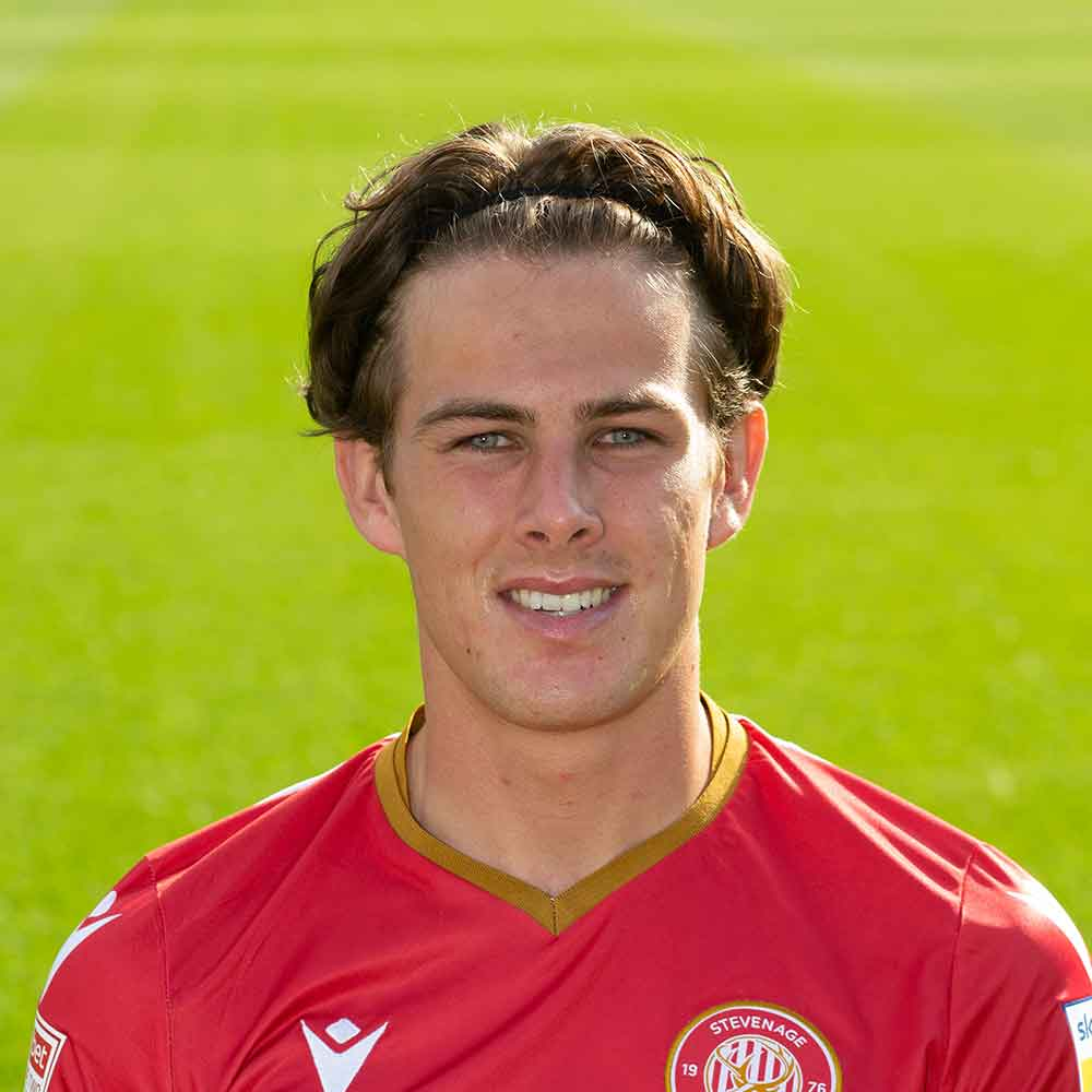 Stevenage Player: Charlie Carter (Midfield)