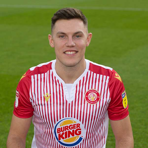 One of a trio of new additions unveiled at the start of July 2019, midfielder Paul Digby made the move across to us from Forest Green Rovers (Photo Credit: Jim Steele)