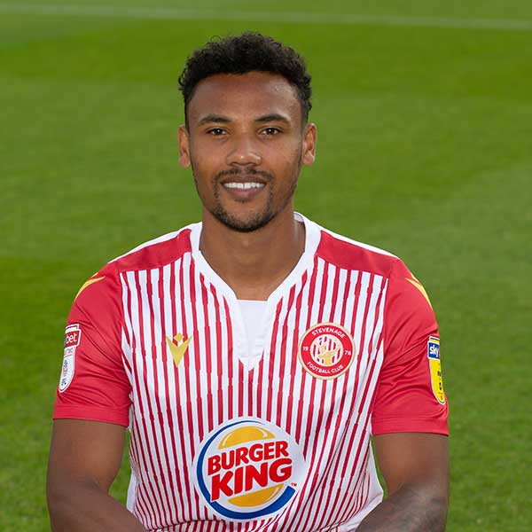 Stevenage Player: Tyler Denton (Defence)