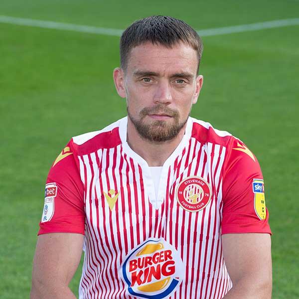 Stevenage Player: Paul Taylor (Forward)