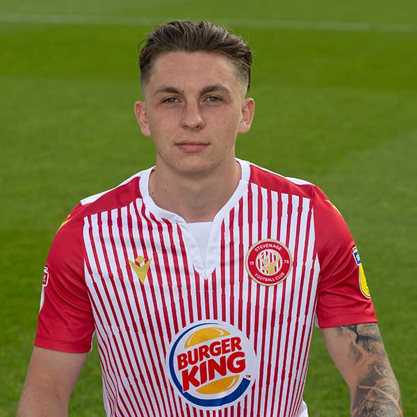 Stevenage Player: Joel Rollinson (Midfield)