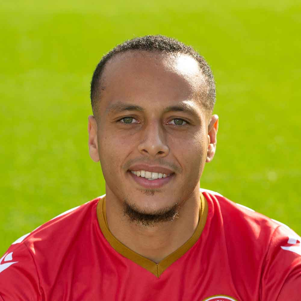 Stevenage Player: Elliott List (Midfield)
