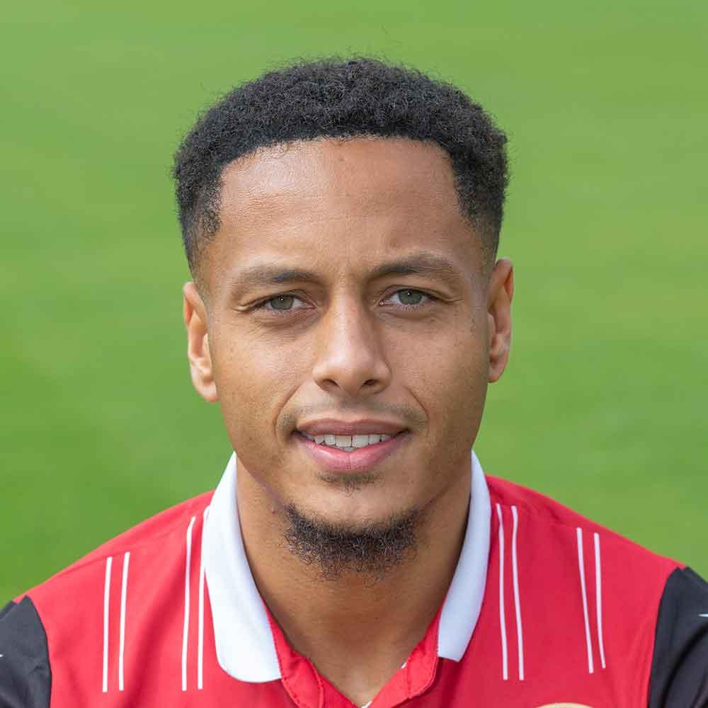 Stevenage Player: Elliott List (Midfield)