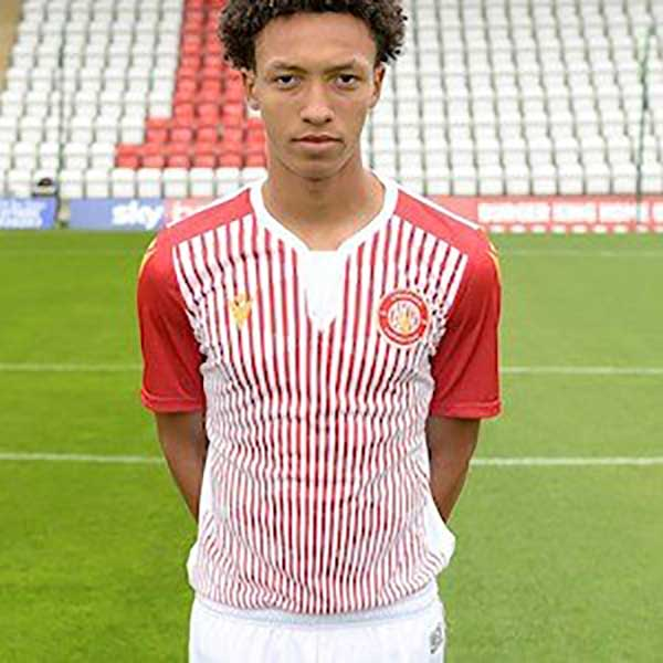 Stevenage Player: Mackye Townsend-West (Defence)