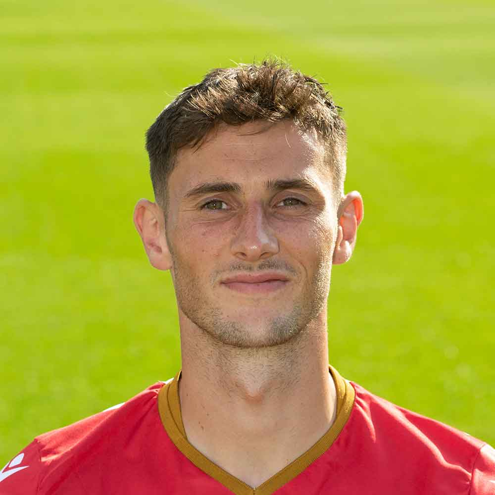 Stevenage Player: Elliott Osborne (Midfield)