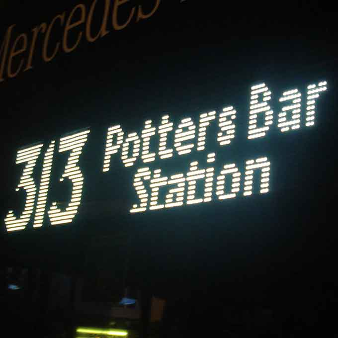 Potters Bar Town: Remember Them?