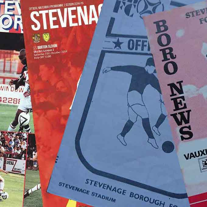 Stevenage Programmes: Can you help us with our research?