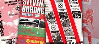 Old Stevenage Programmes