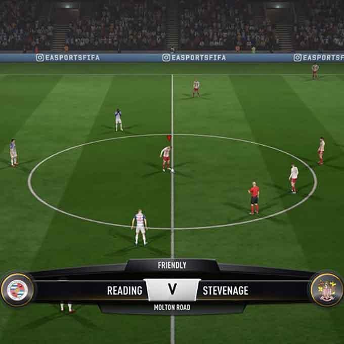 FIFA 18 Verdict: Reading (A)