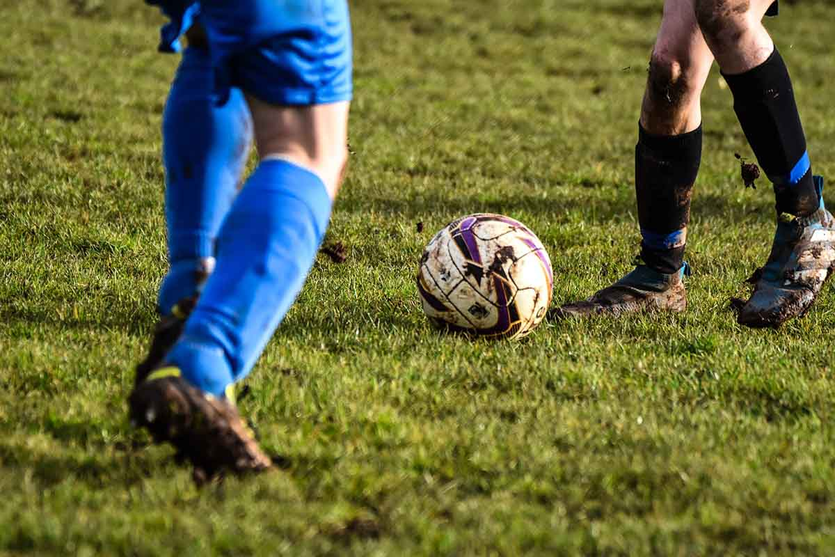 You can be a good soccer player – or you can be a great soccer player. And there's a thin line that separates these two types of players...