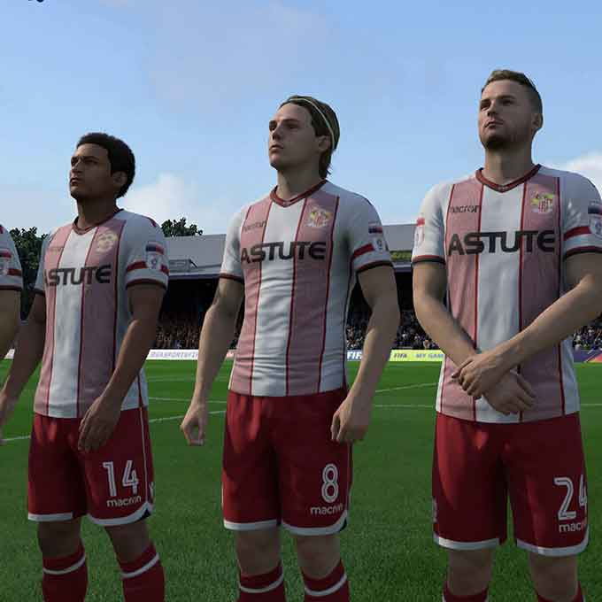 FIFA 18 Verdict: Cambridge United (H)