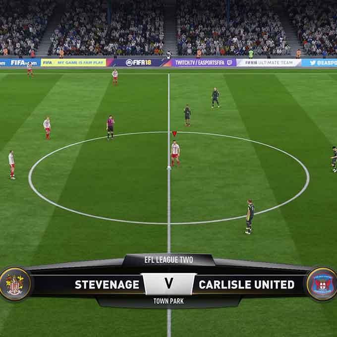 FIFA 18 Verdict: Carlisle United (H)