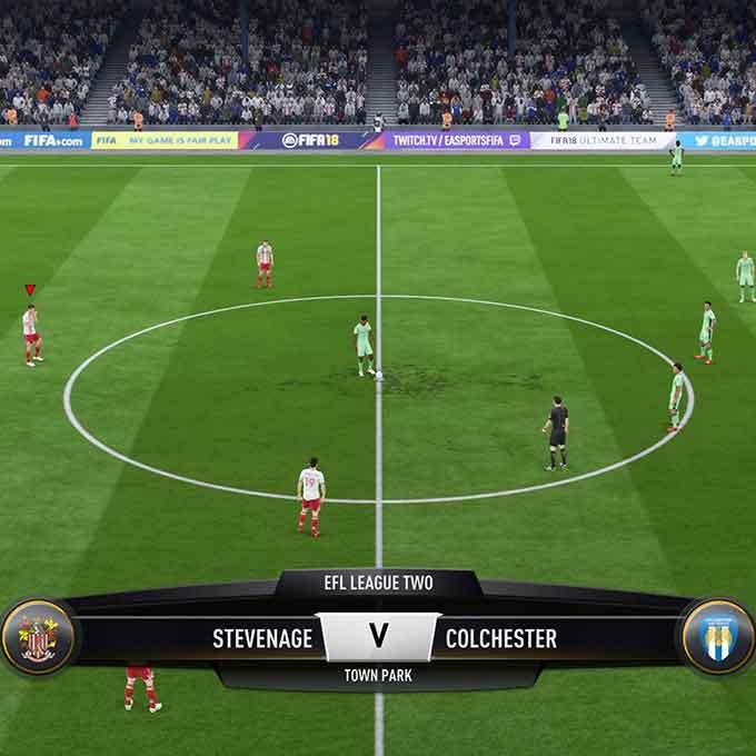 Colchester United (Home): FIFA 18 Verdict