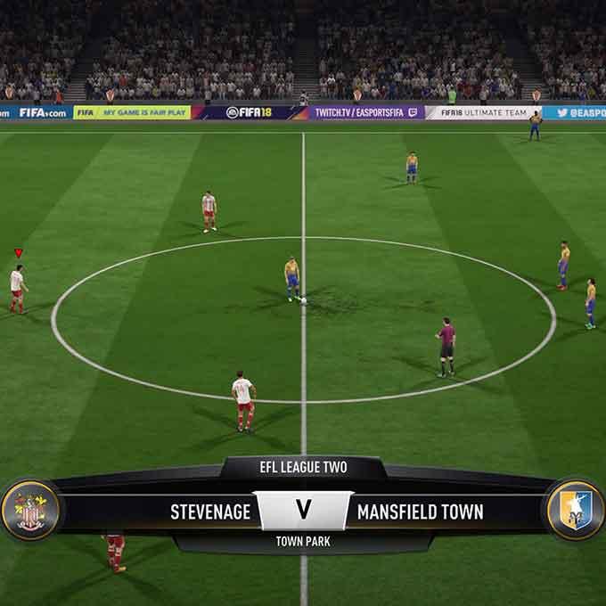 FIFA 18 Verdict: Mansfield Town (H)