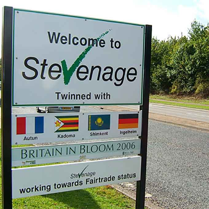 Stevenage: A home to top Premier League players