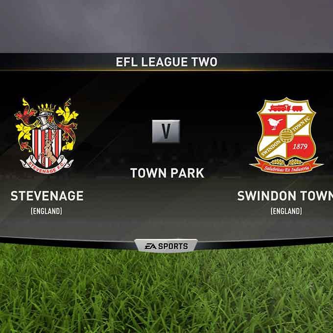 FIFA 18 Verdict: Swindon Town (H)
