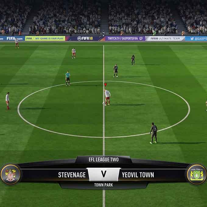Yeovil Town (Home): FIFA 18 Verdict