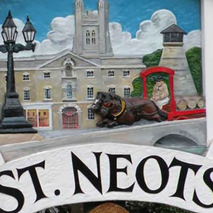 St Neots Town: Remember Them?