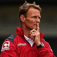 Teddy Sheringham: No More Mr Nice Guy?