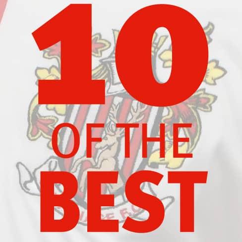 10 Of The Best: Goals